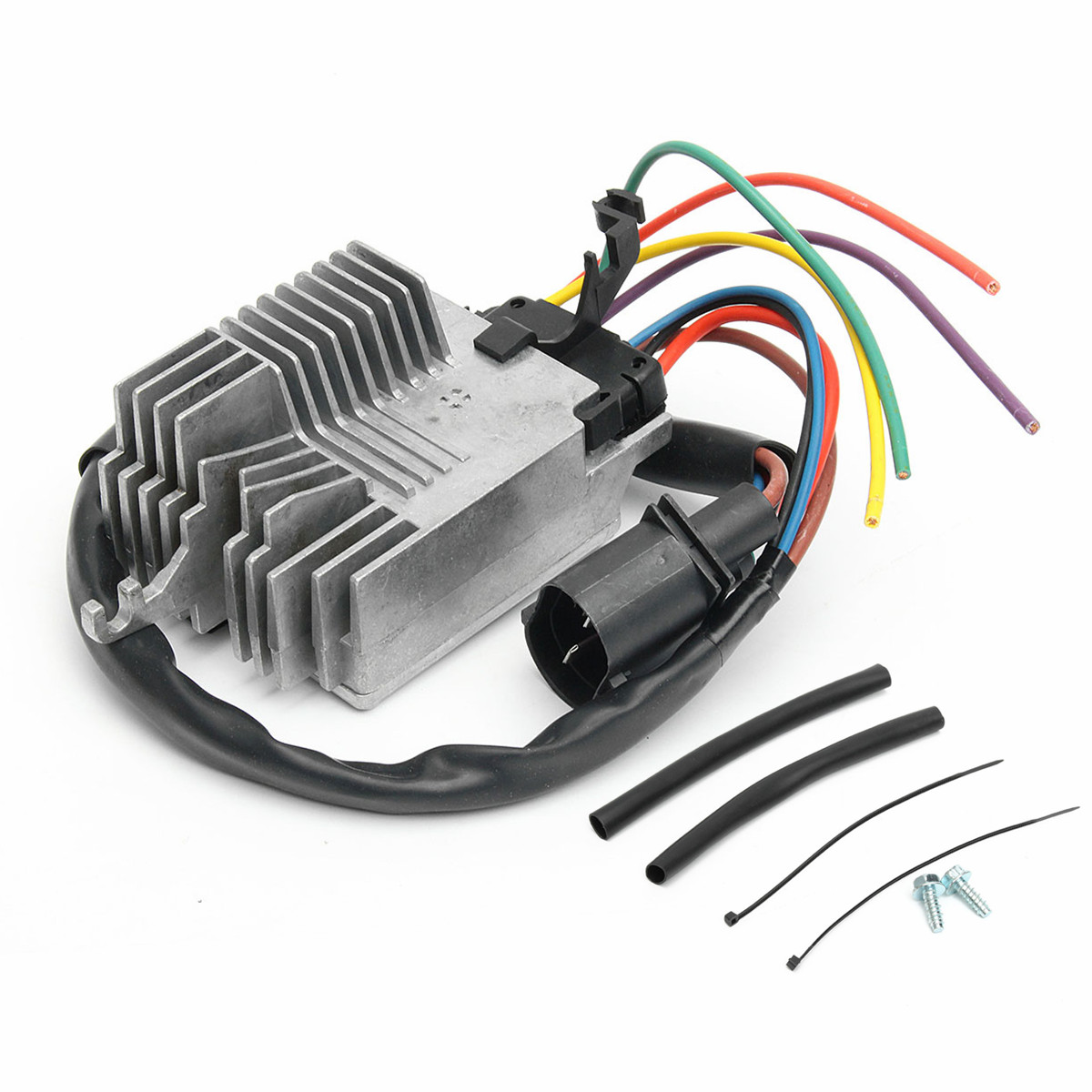 Car Radiator Cooling Fan Control Module For Audi A4 Quattro 02 09 Wiring 8e0959501ag Plastic And Steel In Condensers Evaporators From Automobiles