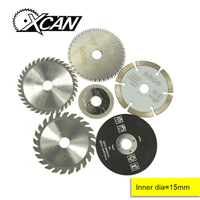 5 Pcs 85mm 1 Pc 54 8mm Cutting Tool Saw Blades For ROTORAZER Power Tool Circular