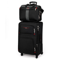 Swiss army knife universal wheels trolley luggage commercial luggage travel bag luggage,high quality 17 20 22 24 26 28inches set