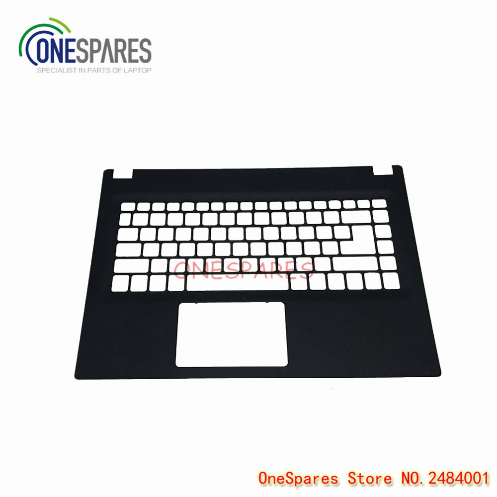 Laptop NEW top case For Acer E5-473 E5-473G Palmrest top Upper cover Keyboard bezel C Shell AP1C7000560 laptop keyboard for acer silver without frame bulgaria bu v 121646ck2 bg aezqs100110