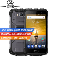 Ulefone Armor 2 IP68 Waterproof shockproof Mobile Phone 5.0