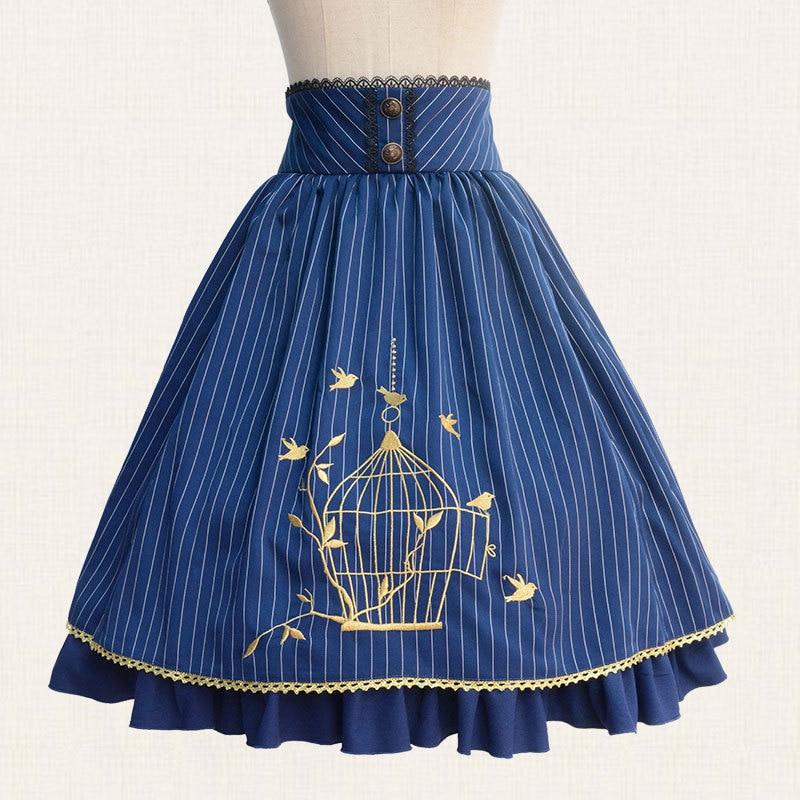 2019 შემოდგომა კლასიკური Lolita - ქალის ტანსაცმელი - ფოტო 1