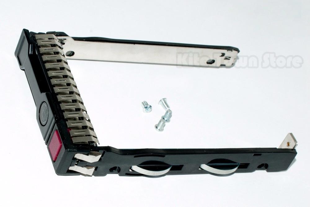 New 651687-001 2.5 Inch  SAS SATA Hard Disk Drive Tray Caddy Sled ProLiant For HP  Gen8 G8 G9 DL380 ML310e SL250s