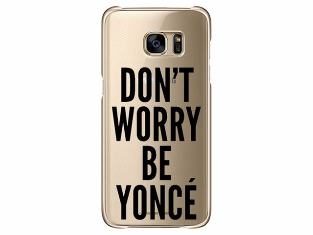 Beyonce Case For Samsung Galaxy S3 S4, S5 mini plus S6 S7 Edge Note 2, 3, 4, 5 Hard plastic cover phone cases