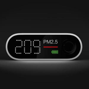 Image 3 - Smartmi PM2.5 Air Detector Portable Sensitive Air Quality Tester LED Screen Three color Digital Indicator