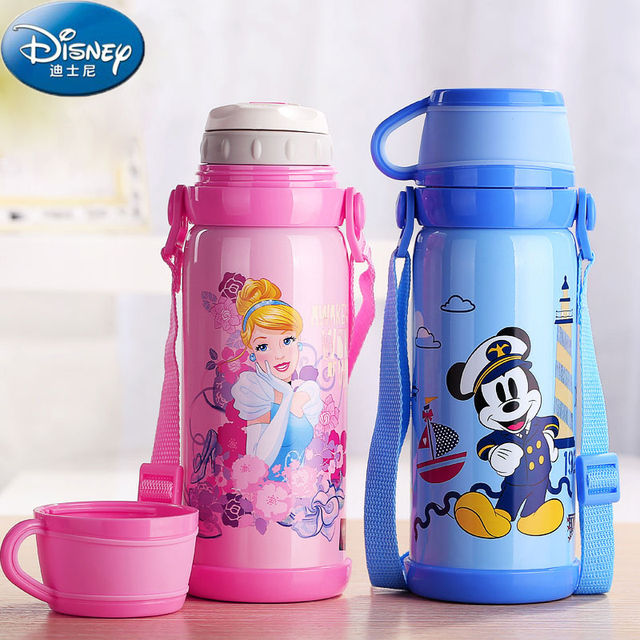 95disney Large Teacup Vacuum Sb60100 Flasks Water Kids Mug Thermal Cups 800ml Thermos Cup Capacity Us31 Glass In Coffee Pupils Bottle rxtsQodCBh
