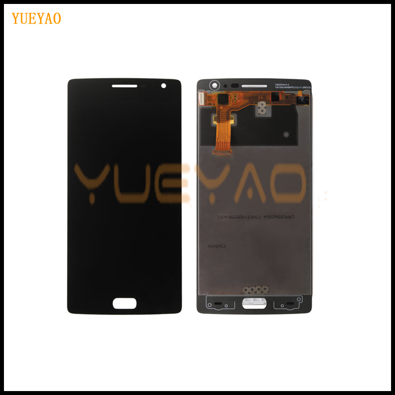 YUEYAO Tested 5.5 Display For OnePlus 2 LCD with Touch Screen Digitizer Replacement Display For One Plus Two LCD A2001YUEYAO Tested 5.5 Display For OnePlus 2 LCD with Touch Screen Digitizer Replacement Display For One Plus Two LCD A2001