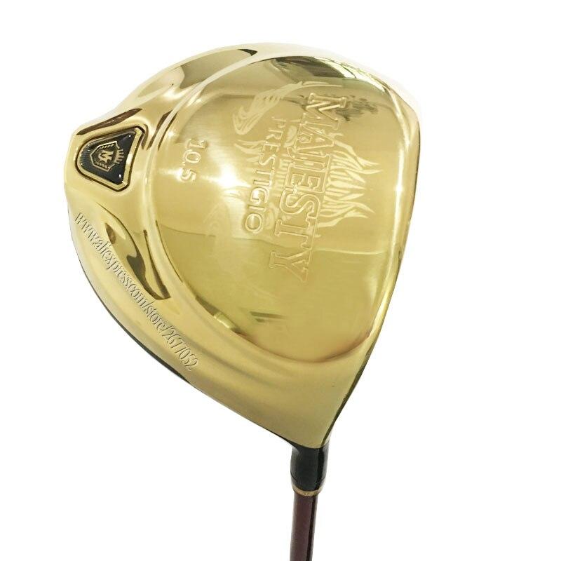New Maruman Golf Clubs Majesty Prestigio 9 Golf Driver 9 5 Loft Graphite Golf shaft Right