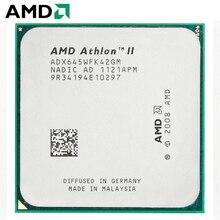 AMD Athlon II X4 645 CPU Штепсель AM3 95 W 3,1 GHz 938-pin четырехъядерный настольный процессор CPU X4 645 разъем am3