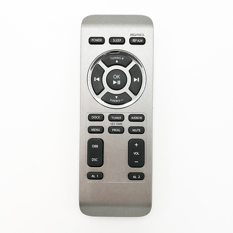 US $10 0 |New Original Remote Control for Philips DC295 DC291 DC390 dc395  dc290 Apple audio dock-in Remote Controls from Consumer Electronics on