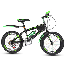 Middle school student mountain bike 6 speed 20 inch
