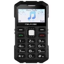 MELROSE S2 Tarjeta de Teléfono 1.7 pulgadas Mini MP3 Cámara Ultra-delgado teléfono Móvil A Prueba de polvo A Prueba de Choques Resistente Al Aire Libre