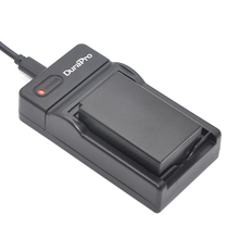 DuraPro EN EL20 EN EL20 ENEL20 Rechargeable Li Ion Battery USB Charger for NIKON 1 J1