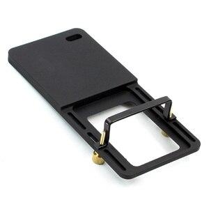 Image 4 - BGNING Adaptador de cardán de mano, placa de montaje intercambiadora para GoPro Hero 7 6 5 3 3 + 4 Yi, cámara para DJI Osmo para Zhiyun Smooth Q Mobile