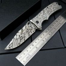 New Hand Tool 365 knives Tactical Corrosion folding blade knife Survival Hunting camping pocket knife clasp knives