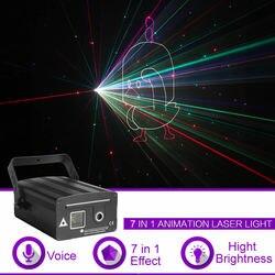 Sharelife Mini RGB kaczka tancerz animacji z efektem Gobo światło laserowe DMX na ślub DJ Show imprezę Karaoke kluby nocne etapie oświetlenie
