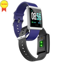 best smart fitness tracker watch 2019 Heart Rate Blood Pressure sleep monitor activity smart wristband sportband men android IOS blood pressure watch heart rate monitor smart men activity fitness tracker wristband pulsometer bracelet for android ios phone