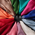 Foulard Femme Netherlands Linen Autumn Big Size Scarf Women  Shawl Wrap Silk Scarf Female Bandana Long Satin Scarves Female