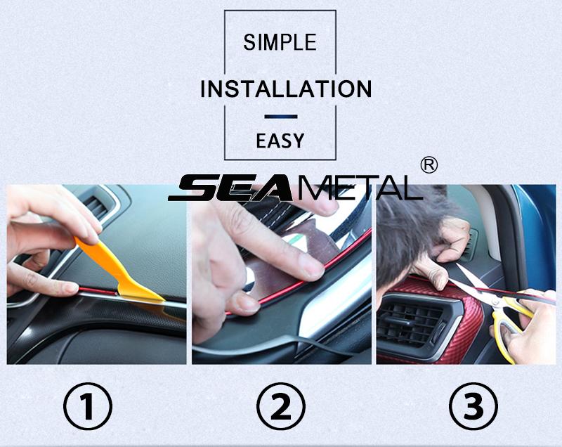 -5MeterInterior-Decoration-Strips-Line-Sticker-Auto
