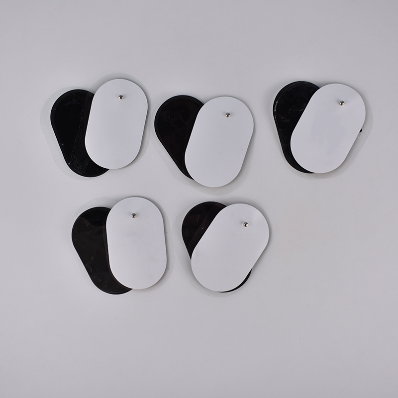 Pack of 5 pairs butterfly backs in 925//000 sterling silver with a silicone coating for stud earrings 10 units