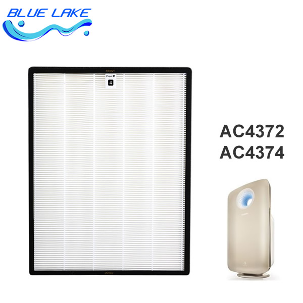 Original OEM,for AC4372, AC4374,dust collection filter/HEPA ac4154,Filter pm2.5,size 370*290*35mm,air purifier parts/accessories high purity 99 96