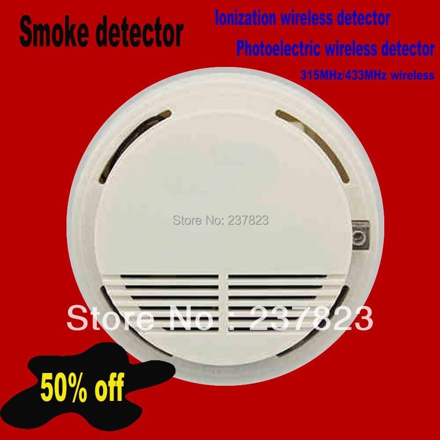 Stable Photoelectric Independent Smoke Detector  Smoke Alarm Sensor