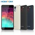Original homtom ht30 teléfono celular 3g ram 1 gb rom 8 gb mtk6580 quad core 5.5 pulgadas android 6.0 8.0mp cámara 3000 mah Smartphone