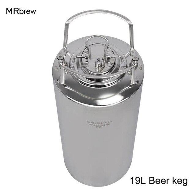 5gallon 19L Ball Lock Corny Keg Cornelius Pepsi Soda beer keg with Handles Homebrew Draft Beer