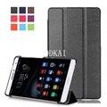 """Новый Чехол для Huawei Медиа pad M2 Lite PLE-703L 7 """"крышки PU Кожаный Флип 3 Складной Чехол Tablet PC Дел"""