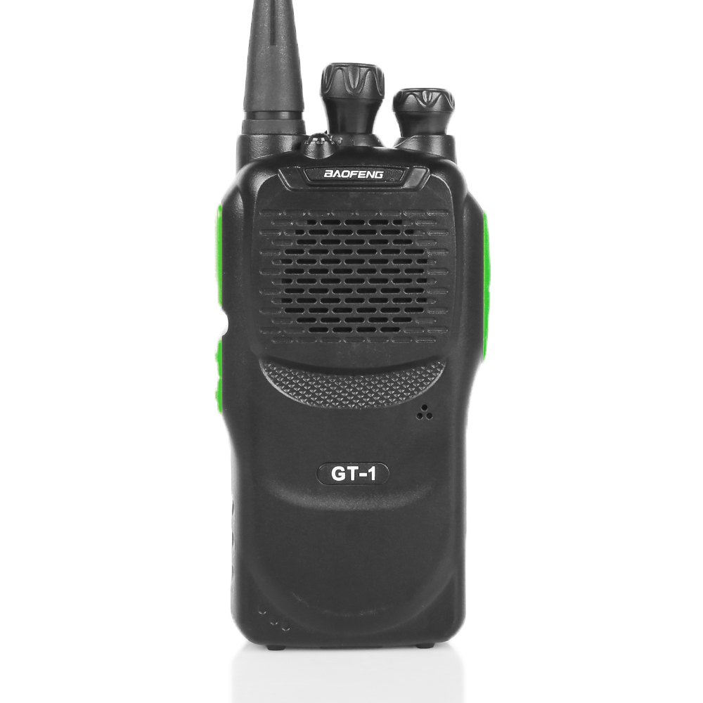 Baofeng Pofung GT-1 UHF 400-470MHz 5W 16CH Two Way Ham Radio Walkie Talkie Transceiver meget bedre end BF-888s