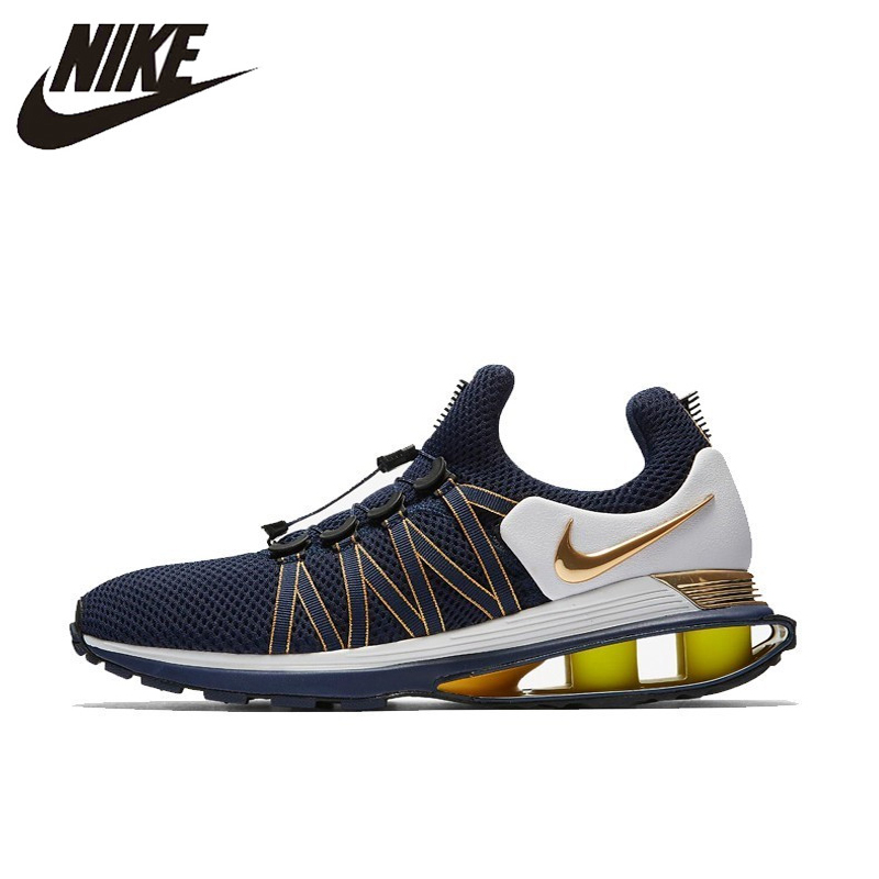 huge discount 4050d 6a63a NIKE SHOX GRAVITY Original New Arrival Running Shoes Breathable Comfortable  For Men and Women Sneakers