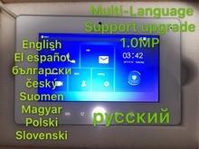 Dahua  video intercom touch screen Color Indoor Monitor VTH5221DW-CW,1MP camera,WIFI connect