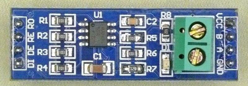 Frete Grátis RS-485 módulo para Arduino (MAX485)