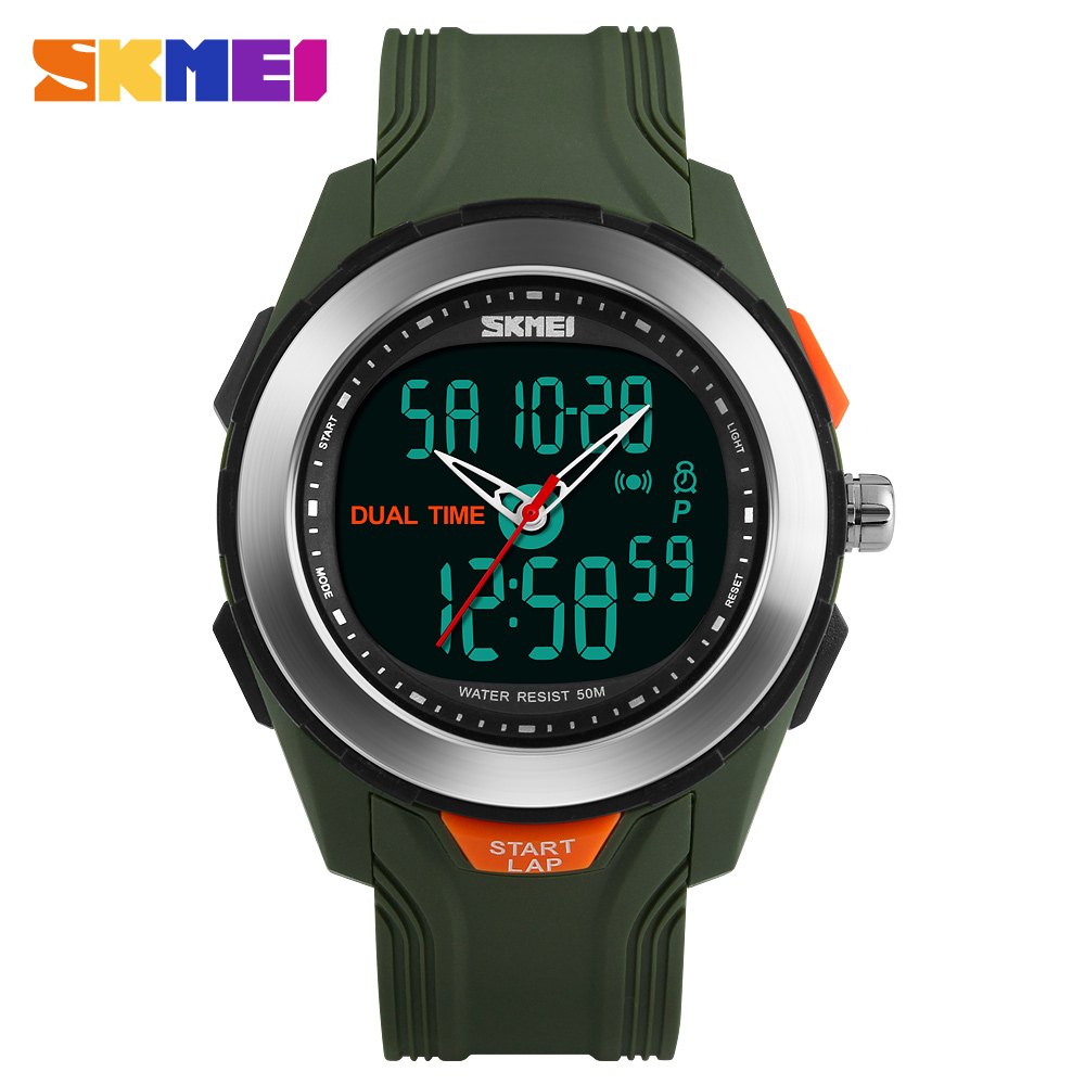 Fashion Luxury Brand Men Sports Watches Men's Quartz LED Digital Watch Outdoor Military Watches Male Clock Relogio Masculin ohsen watches brand new luxury men swimming digital led quartz watch outdoor sports watches military waterproof man clock rubber