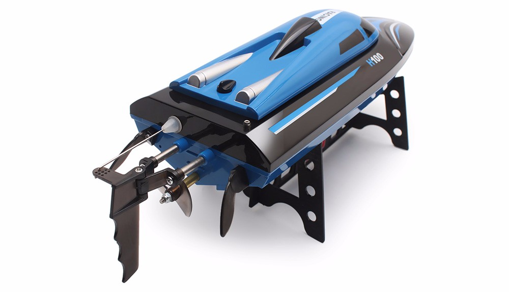 Skytech H100 RC Boat 2.4GHz 4 Channel 30kmh Racing Remote Control Boat (4)