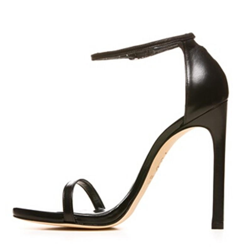Strappy Heels Cheap - Qu Heel