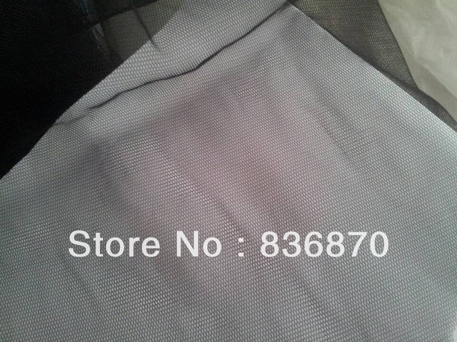 FACTORY! multifunction nylon spandex mesh fabricblack DIY wedding dress veilcloth & FACTORY! multifunction nylon spandex mesh fabricblack DIY wedding ...