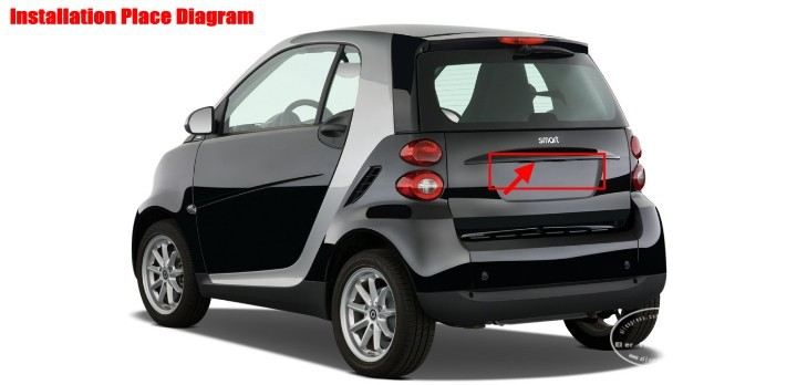 Smart-Fortwo-license-plate-lamp