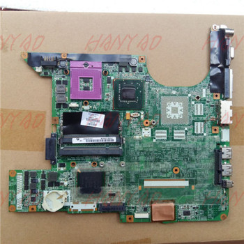 DA0AT3MB8F0 446477-001 460901-001 For HP dv6000 Laptop Motherboard DDR2 965GM free Shipping 100% test ok for hp nx6310 laptop motherboard ddr2 413667 001 6050a2035001 mb a05 free shipping 100
