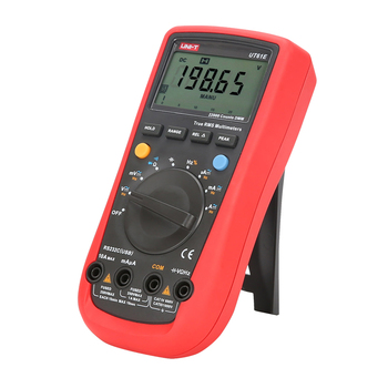 UNI-T UT61E Digital Multimeter Ture RMS Auto Range 22000 Counts PC Connect AC DC Voltage Current Meter Frequency Electric Tester 1