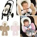 Almofada Carrinho de Bebê reversível poussette Crianças Corpo suporte do corpo de Apoio Travesseiro Almofada Do Assento de Carro carrinho de bebê carrinho de criança kinderwagen