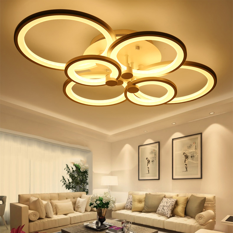 Ceiling Lights Reasonable 18w 24w Crystal Flush Mounted Led Ceiling Lights Modern Round Ceiling Lamp For Living Room Bedroom Dining Room Fixtures Ceiling Lights & Fans