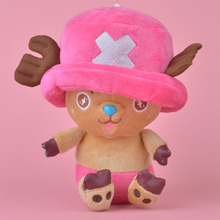Tony Tony Chopper Plush 20cm Pink Toy