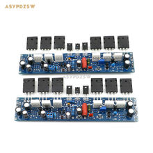 2 Channel L10 Power font b amplifier b font finished board Transistor font b amplifier b
