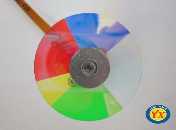 Free Shipping Projector Color Wheel For Sanyo PDG DSU20/ PDG DSU21, PDG DSU20 Projector Color Wheel
