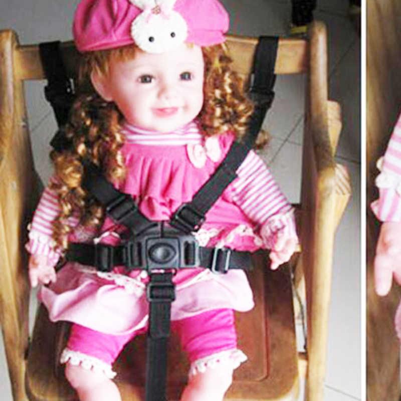 Universal Baby 5 Punkt Harness Sicher Gürtel Sitz Gürtel Für Kinderwagen Hohe Stuhl Kinderwagen Buggy Kinder Kid Kinderwagen
