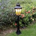 HAWBOIRRY LED наружный газон stig установка сад вилла парк площадь ретро уличный двор водонепроницаемый вертикальный уличный свет