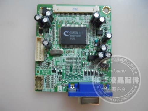 Free Shipping>   AL1716 motherboard driver board ILIF-013 490571300100R-Original 100% Tested Working free shipping original 100% tested working vg2021m driver board motherboard a220z1 z01 h s6 decode board