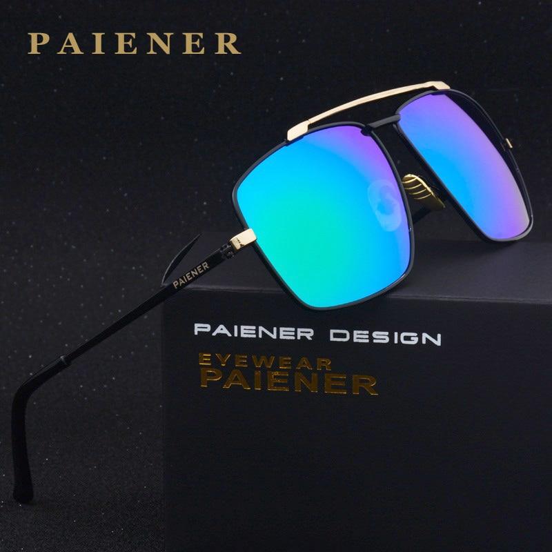 2017 nueva llegada Gafas de sol hombres mujeres marca diseñador vintage Hombre  Sol Gafas oculos gafas de sol masculino con Accesorios ec42d19ab2