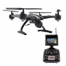 JXD 509G FPV RC quadrotor 2.4G 4CH 6 Axis image transmission UAV airplane with HD camera drone fpv